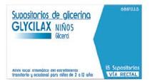 Imagen ampliada del producto SUPOSITORIOS DE GLICERINA GLYCILAX NIÑOS, 15 SUPOSITORIOS