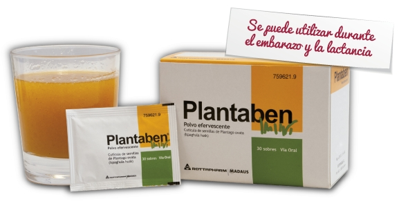 Imagen ampliada del producto PLANTABEN POLVO EFERVESCENTE