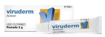 Imagen ampliada del producto VIRUDERM 5% POMADA 2 G